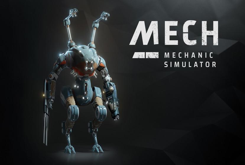 Mech Mechanic Simulator Repack-Games