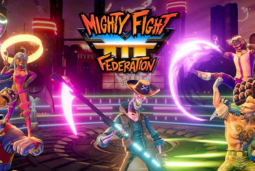 Mighty Fight Federation Free Download Torrent Repack-Games