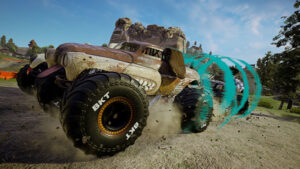 Monster Jam Steel Titans 2 Free Download Repack-Games