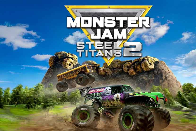 Monster Jam Steel Titans 2 Free Download Torrent Repack-Games