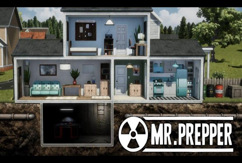 Mr. Prepper Repack-Games