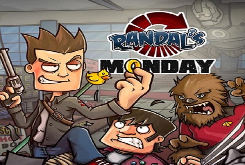 Randals Monday Repack-Games