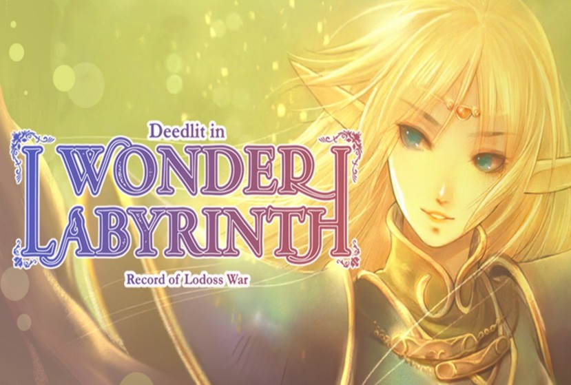 Record of Lodoss War-Deedlit in Wonder Labyrinth- Repack-Games
