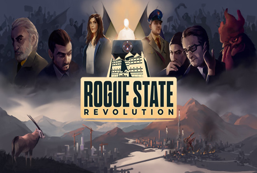 Rogue State Revolution Repack-Games
