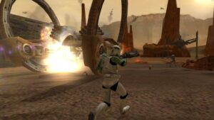 Star Wars: Battlefront 2 (Classic, 2005) Free Download Repack-Games