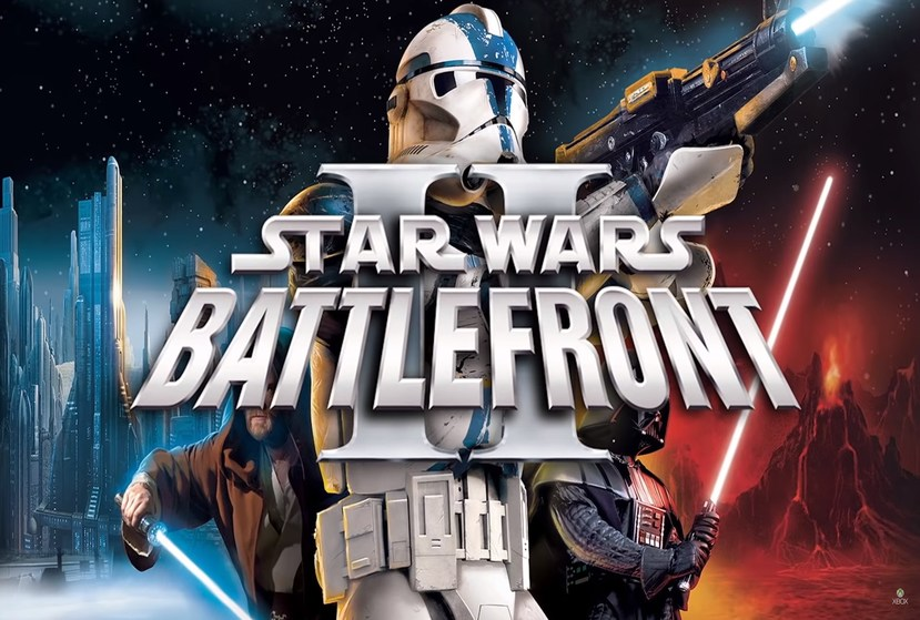 Star Wars: Battlefront 2 (Classic, 2005) Repack-Games