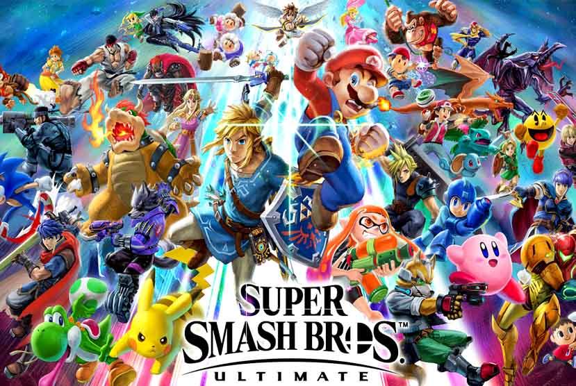 Super Smash Bros Ultimate Free Download Torrent Repack-Games