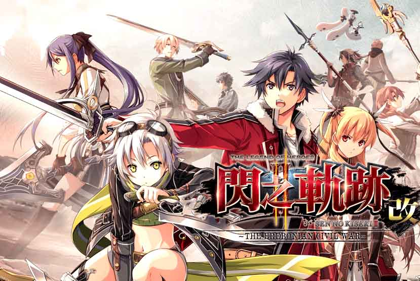 The Legend of Heroes Sen no Kiseki II KAI The Erebonian Civil War- Free Download Torrent Repack-Games