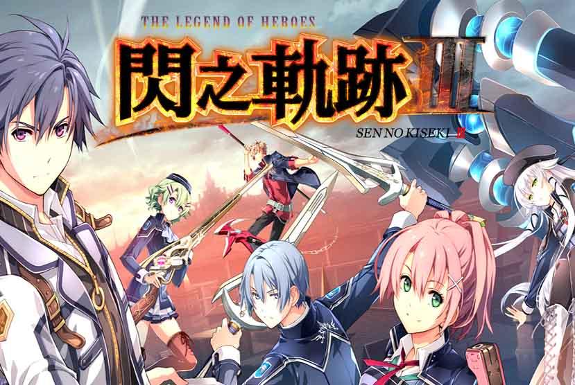 The Legend of Heroes Sen no Kiseki III Free Download Torrent Repack-Games