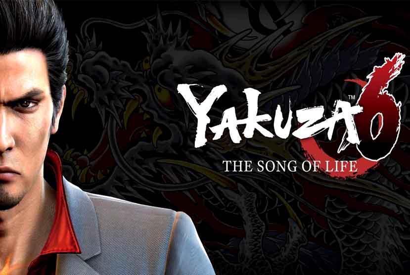 Yakuza 6 The Song of Life Free Download Torrent Repack-Games