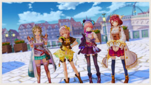 Atelier Lydie & Suelle The Alchemists and the Mysterious Paintings DX Free Download Crack Repack-Games