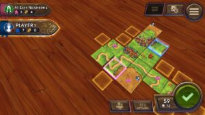 Carcassonne - Tiles & Tactics Free Download Repack-Games