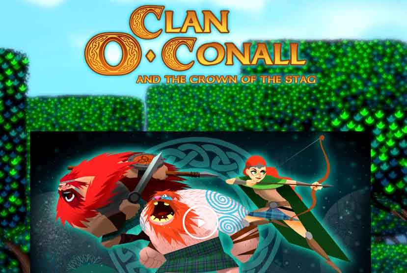 Clan O Conall and the Crown of the Stag Free Download Torrent Repack-Games
