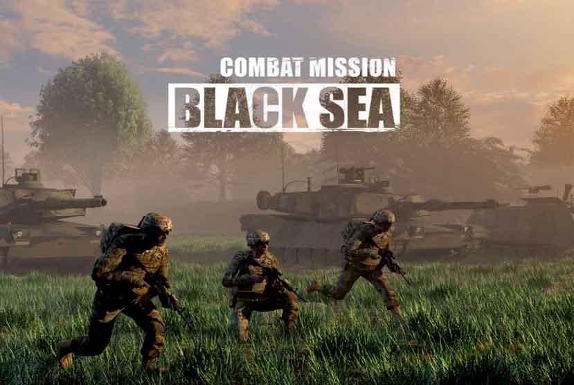 Combat Mission Black Sea Free Download Torrent Repack-Games