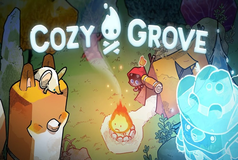 Cozy Grove Repack-Games