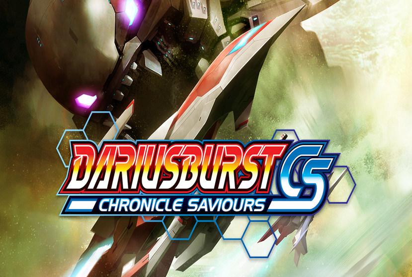 DARIUSBURST Chronicle Saviours Repack-Games