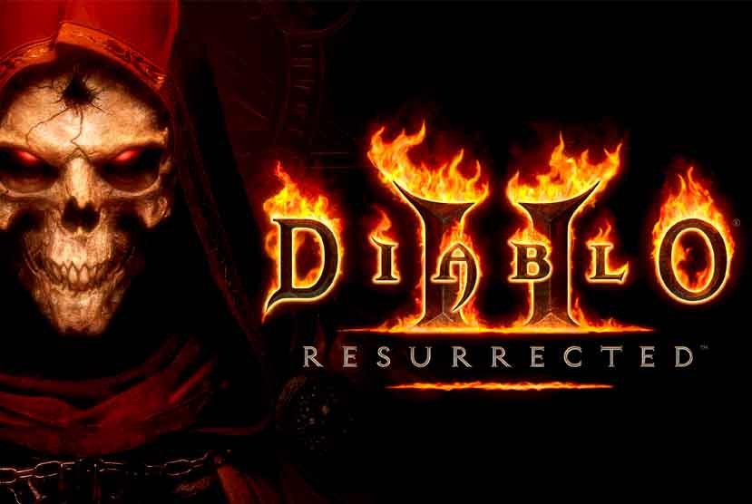 Diablo II Resurrected Free Download Torrent Repack-Games
