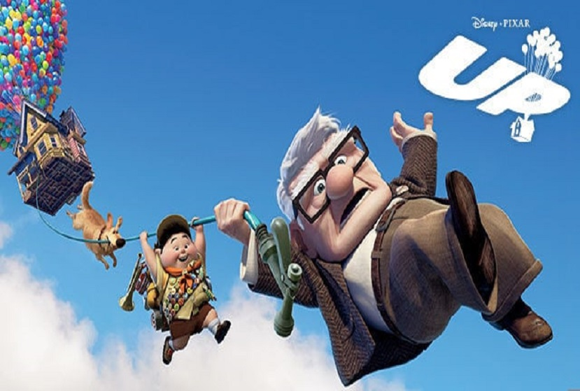 Disney Pixar UP Repack-Games