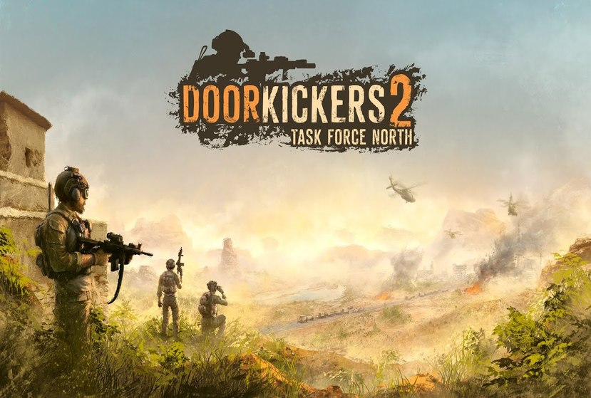Door Kickers 2: Task Force North Repack-Games