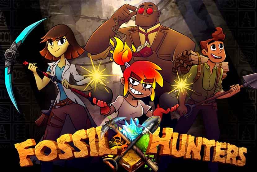 Fossil Hunters Free Download Torrent Repack-Games