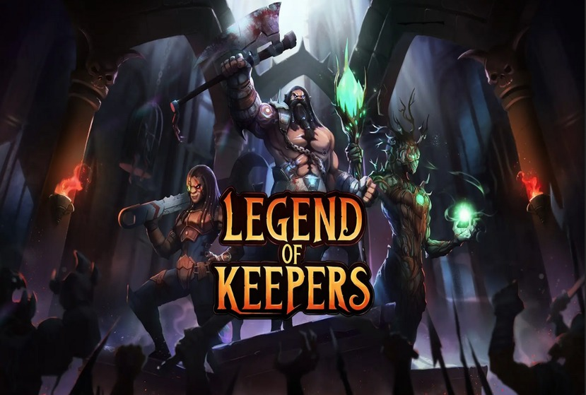 Legend of Keepers: Career of a Dungeon Manager Repack-Games