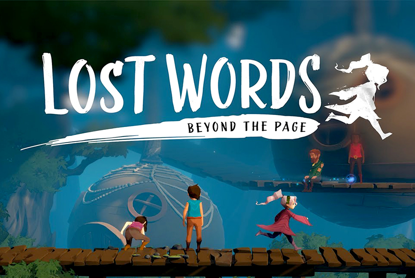 Lost Words Beyond the Page Free Download Torrent Repack-Games