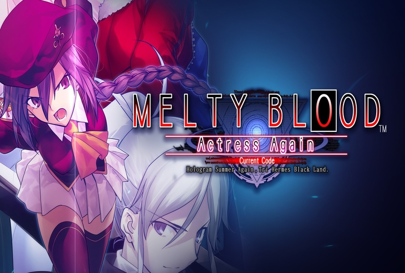 Melty Blood Actress Again Current Code Repack-Games