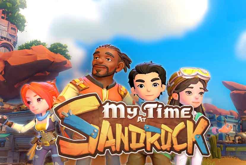 My Time at Sandrock Free Download Torrent Repack-Games