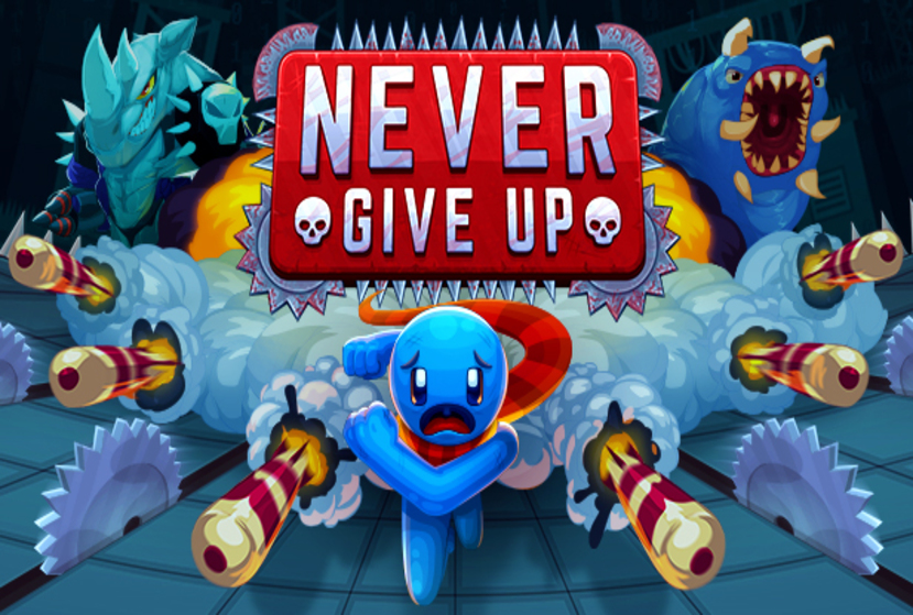 Never Give Up Repack-Games