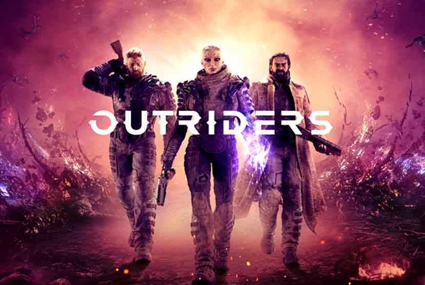 OUTRIDERS Free Download Torrent Repack-Games