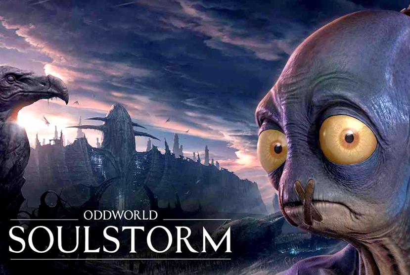 Oddworld Soulstorm Free Download Torrent Repack-Games
