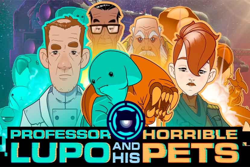 Professor Lupo and his Horrible Pets Free Download Torrent Repack-Games