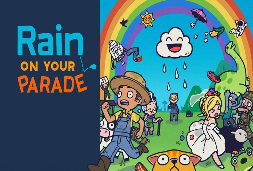 Rain on Your Parade Repack-Games