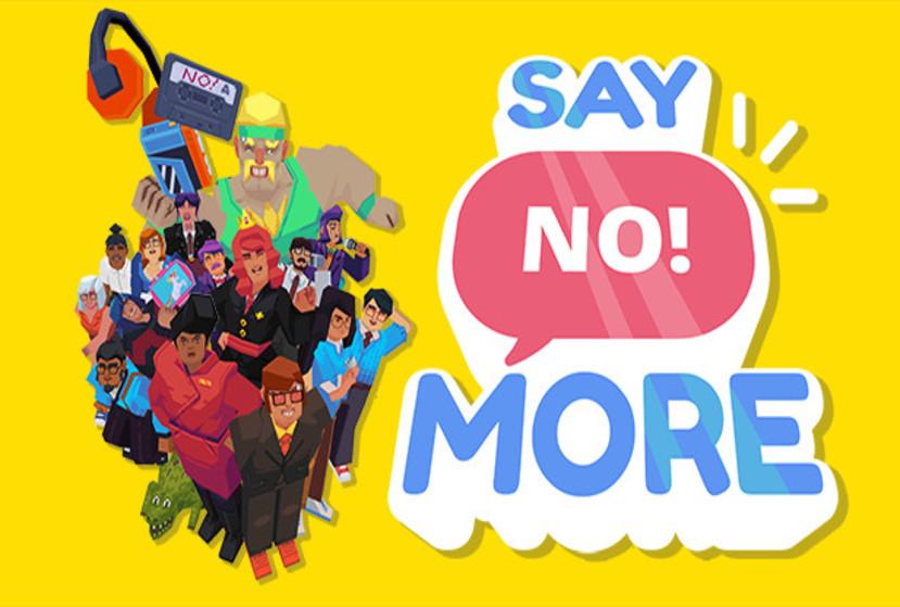 Say No! More Repack-Games