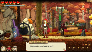 Scarlet Hood and the Wicked Wood Free Download Crack Repack-Games