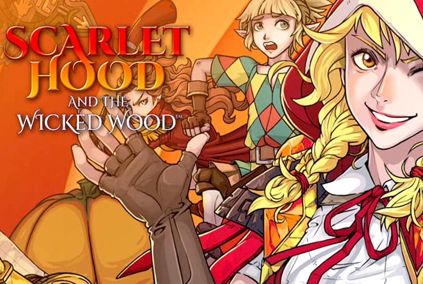 Scarlet Hood and the Wicked Wood Free Download Torrent Repack-Games