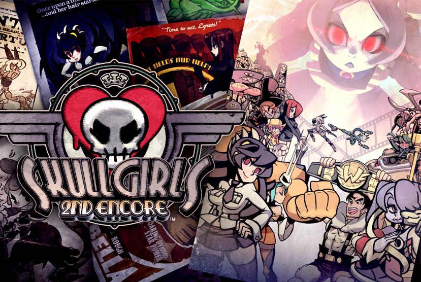 Skullgirls 2nd Encore Free Download Torrent Repack-Games