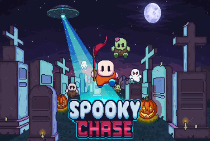 Spooky Chase Repack-Games