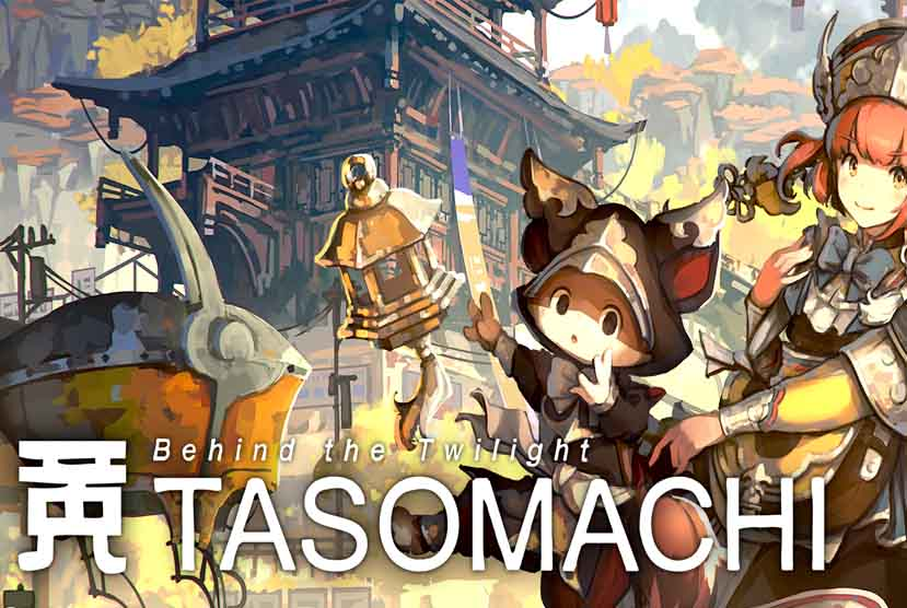 TASOMACHI Behind the Twilight Free Download Torrent Repack-Games