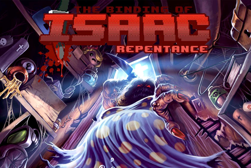 The Binding of Isaac Repentance Torrent Repack-Games