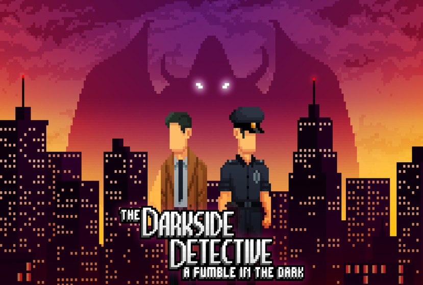 The Darkside Detective: A Fumble in the Dark Free PC Download