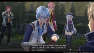 The Legend of Heroes: Trails of Cold Steel IV Free Download Repack-Games