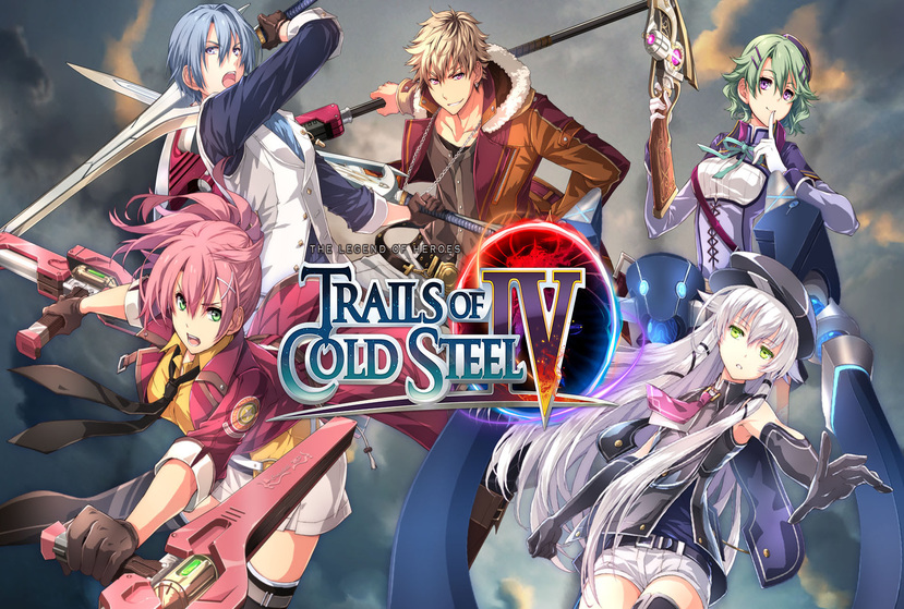 The Legend of Heroes: Trails of Cold Steel IV Repack-Games