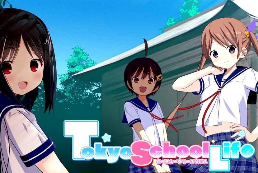 Tokyo School Life Free Download Torrent Repack-Games