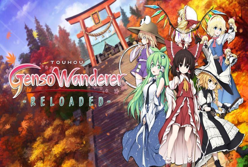 Touhou Genso Wanderer -Reloaded- Repack-Games