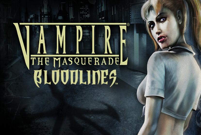 Vampire: The Masquerade - Bloodlines Repack-Games