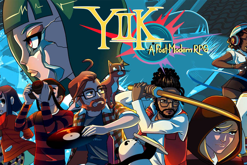 YIIK A Postmodern RPG Free Download Torrent Repack-Games