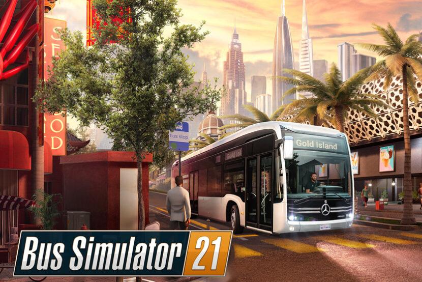 Bus Simulator 21 Repack-Games