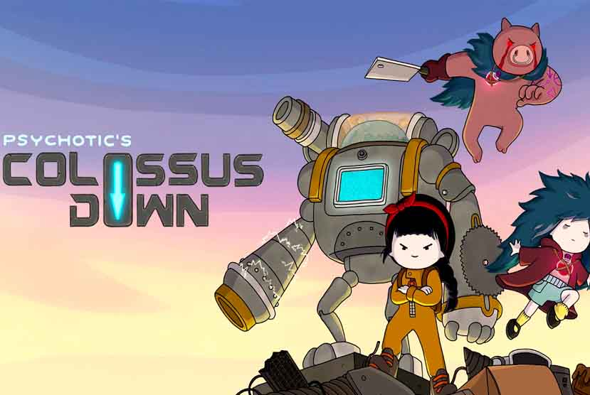 Colossus Down Free Download Torrent Repack-Games