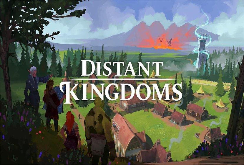 Distant Kingdoms Repack-Games